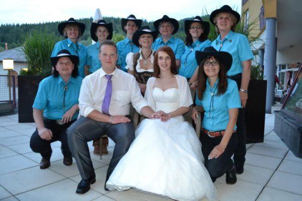 Hochzeit M&Ms